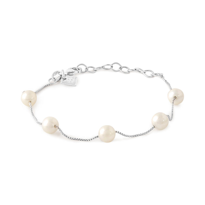 Seperated Pearl Bracelet