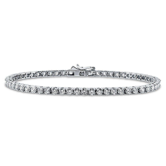 Tennis Bracelet made with Swarovski® Zirconia