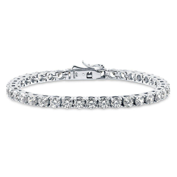 Tennis Bracelet (4mm) made with Swarovski® Zirconia