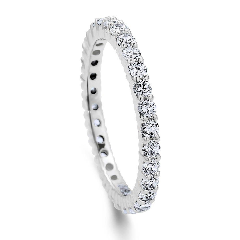 Full Eternity Ring (2mm) made with Premium Zirconia