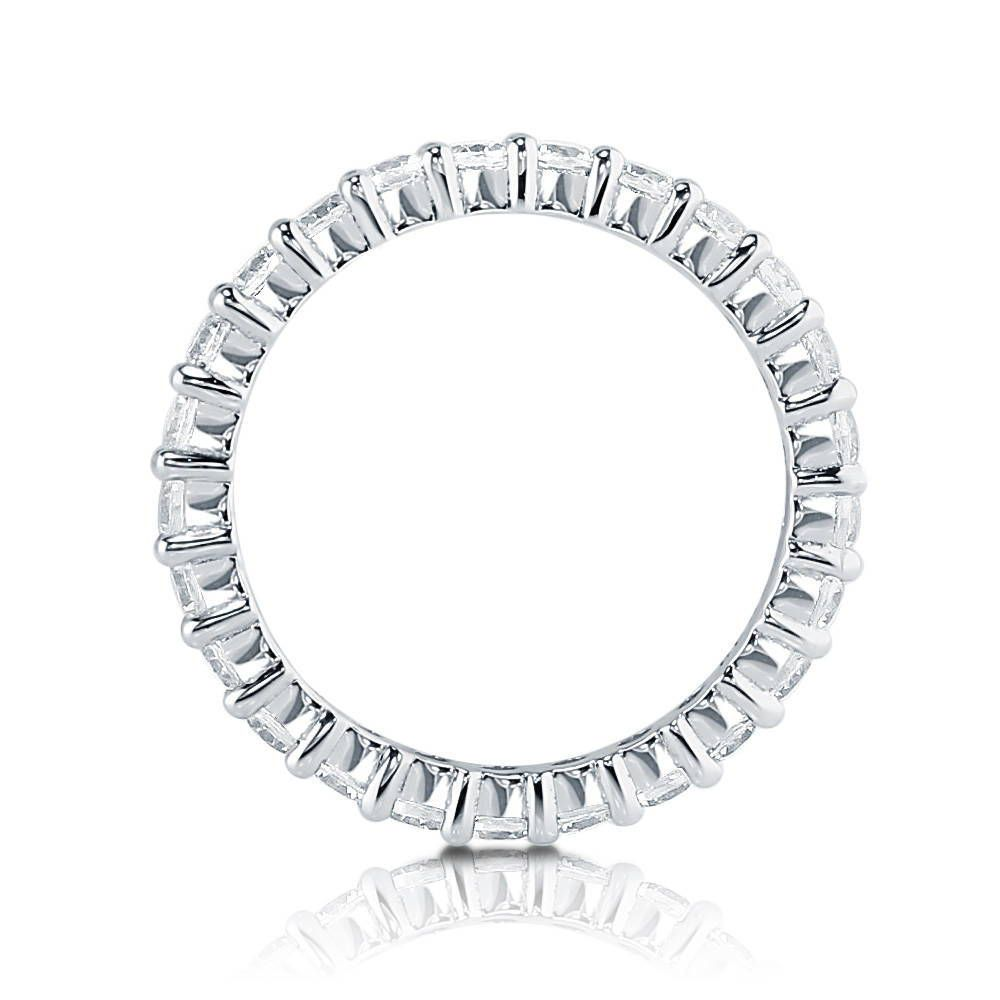 Full Eternity Ring made with Premium Zirconia