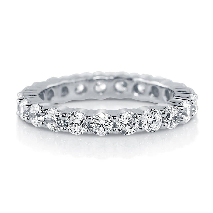 Full Eternity Ring (3mm) made with Premium Zirconia