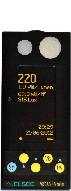 7650 UV & Light Monitor