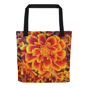 Tote Marigolds