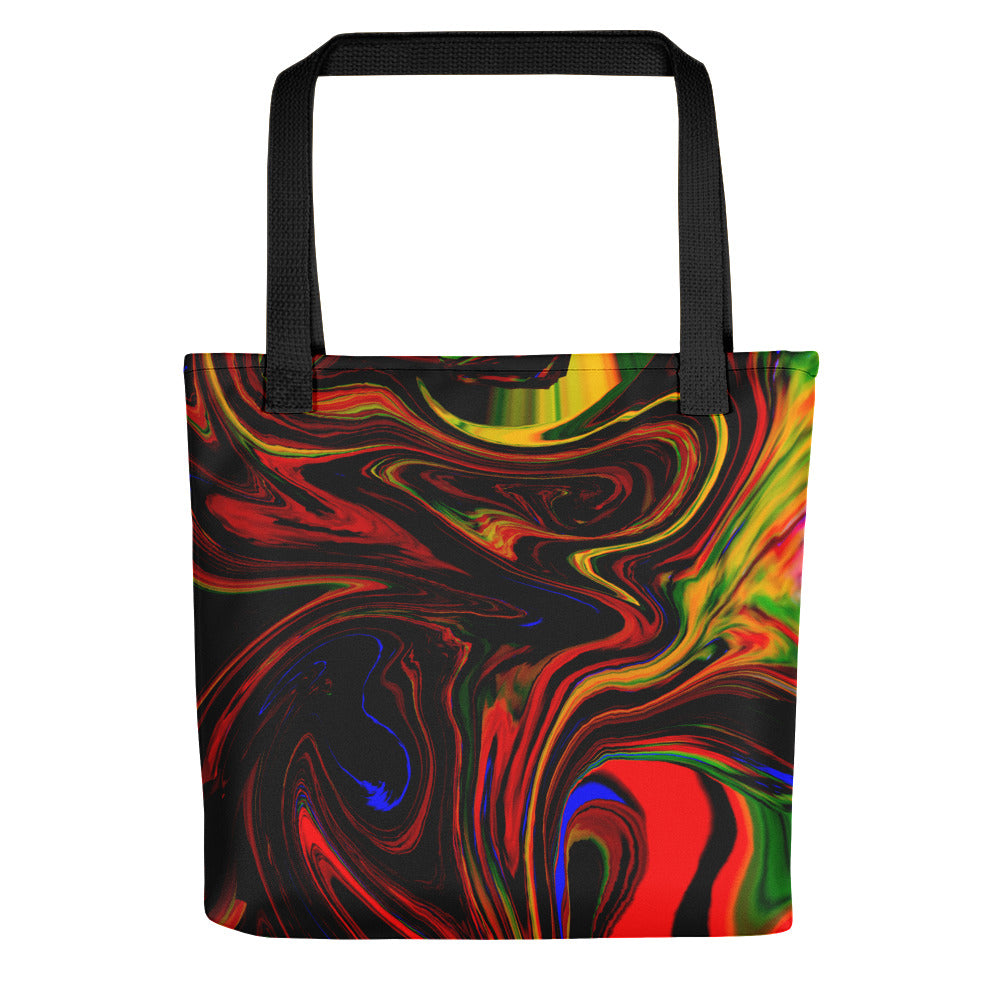 Tote Abstract
