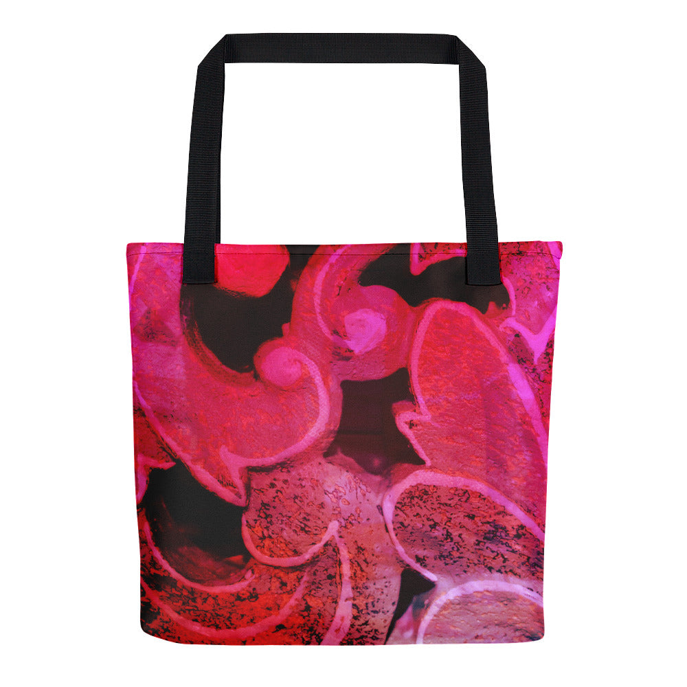 Tote Romantic Red