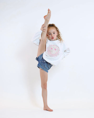 Get It Shorts (OLL145-PPK) - Pretty in Pink