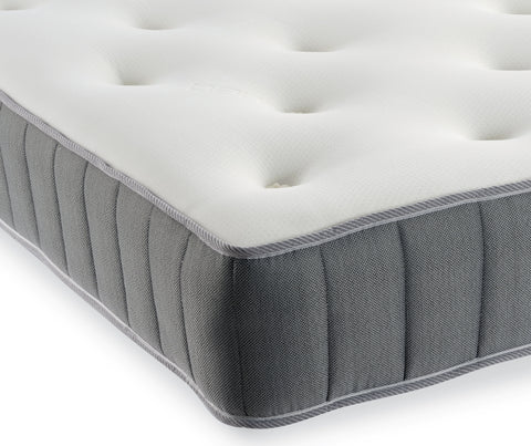 Bamboo Orthopaedic Sprung Tufted Mattress - Divan Bed Warehouse