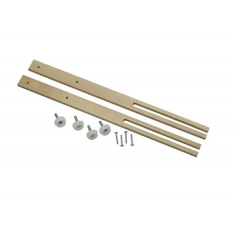 Headboard Strut Kit - Including Fixings - Divan Bed Warehouse