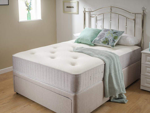Saphire Orthopaedic Sprung Divan Bed Set - Divan Bed Warehouse