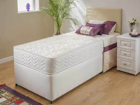 Venice Open Sprung Divan Bed Set - Divan Bed Warehouse
