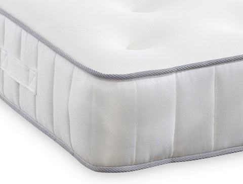 Bamboo 1000 Pocket Sprung Luxury Memory Mattress - Divan Bed Warehouse