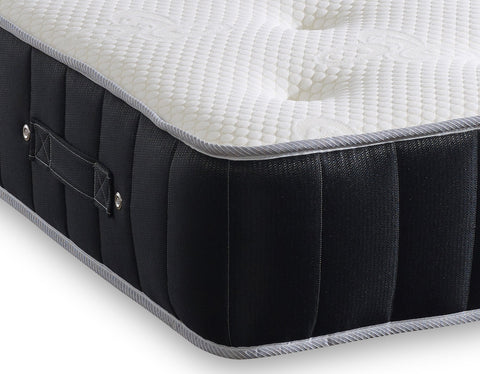 Chelsea 1000 Pocket Sprung Memory Foam Mattress - Divan Bed Warehouse