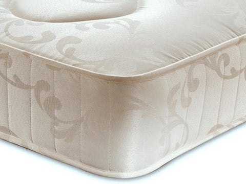 Super Paris Orthopaedic Backcare Sprung Mattress - Divan Bed Warehouse