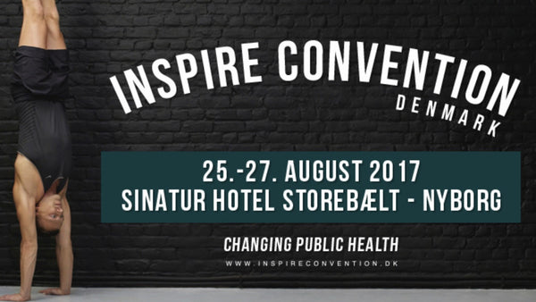 Inspire Convention 25.-27. august 2017