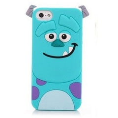 3D Cartoon Animal Monsters Sulley Tigger Marie/Alice Cat,slinky dog Silicon Phone Cases Cover For iPhone 7 4S 5 5S SE 6 6s Plus - Stylished Shop