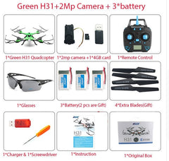 Waterproof Drone JJRC H31 Different Types Available
