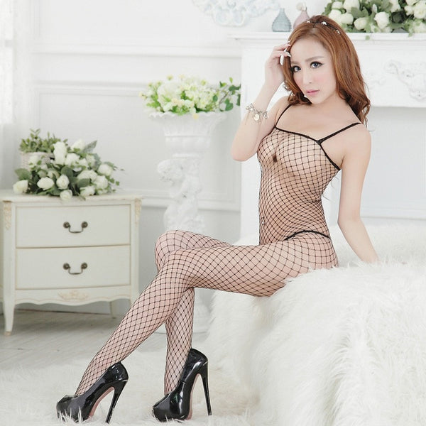 Sexy Lingerie Hot Body Stocking Women Costume
