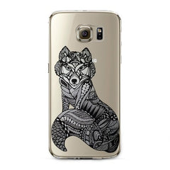 New Case For Samsung S7 Cartoon Animals Cat Owl Rabbit Cherry Blossoms Design Patterns Transparent Soft Phone Cases Bag Cover - Stylished Shop