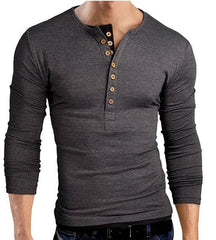 Hot Fashion Long sleeve sweater men V-nek - Stylished Shop