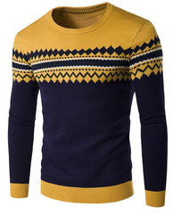 Thin Style Pullover Men Sweater - Stylished Shop