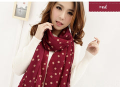 Women cotton scarfs