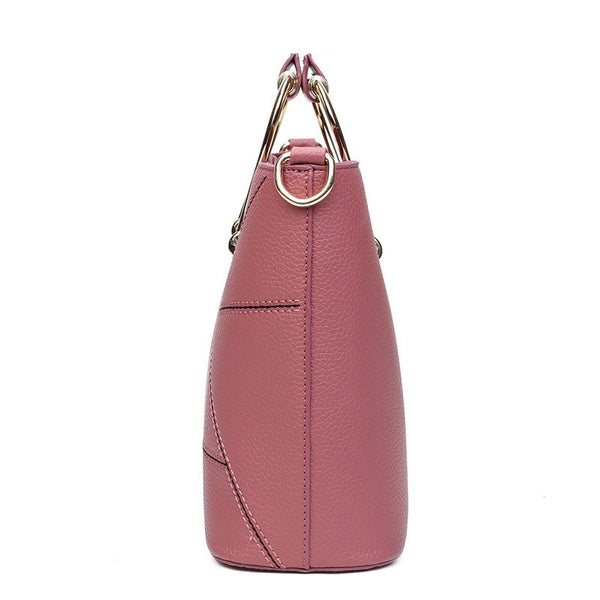 Pink Women Handbag Shoulder Bag