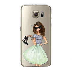 Phone Case for Samsung Galaxy S6,Galaxy S6 edge,Galaxy S6 edge plus Cover Soft Silicon