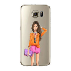 Phone Case for Samsung Galaxy S5  Soft Silicon Fashion Case