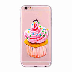 Phone Case Cover For iPhone Clear Soft Silicon Cases