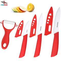 Beauty Zirconia Ceramic kitchen knife set  3