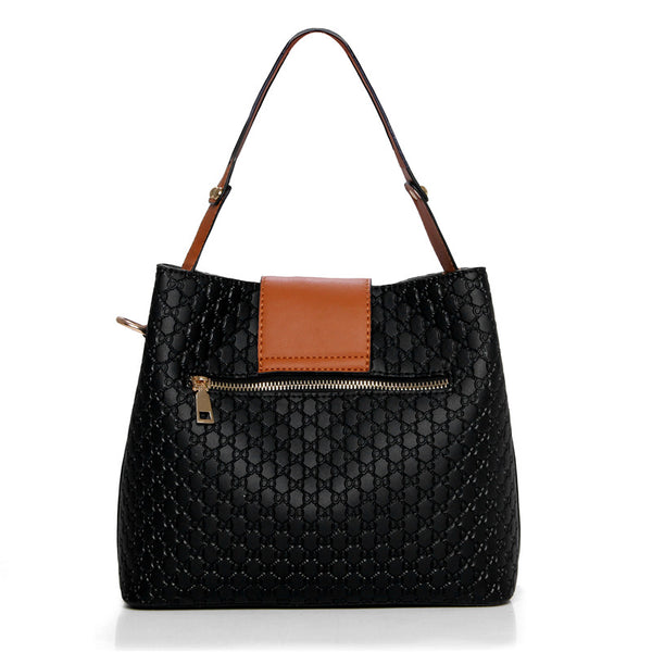 Black Women Shoulder Bag HandBag