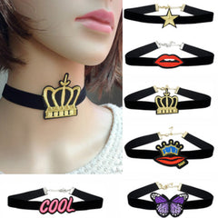 Fashion Women Choker Necklaces Gift Different Styles