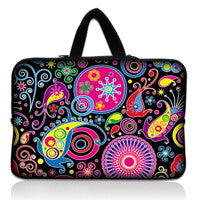 Floral Laptop Bag Cool