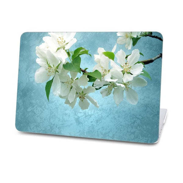 Flowers Case For Macbook