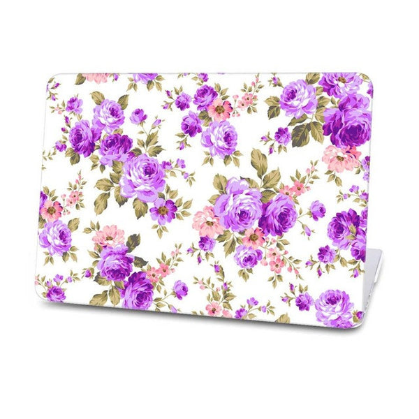 Flowers Case For Mac