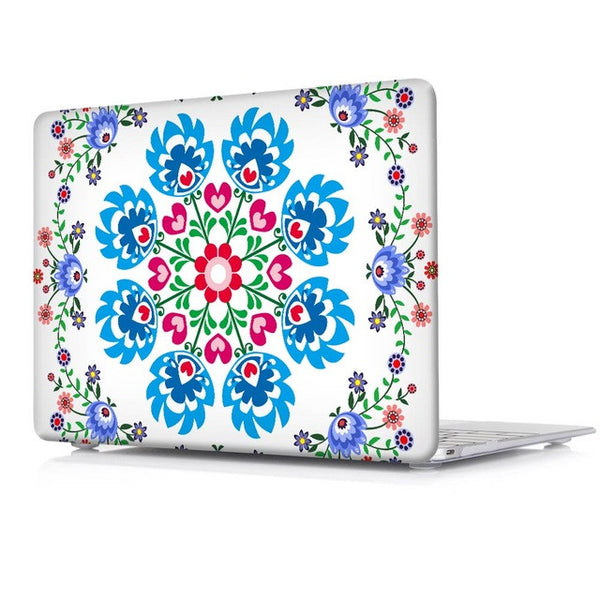 Floristic Beautiful Case for Mac
