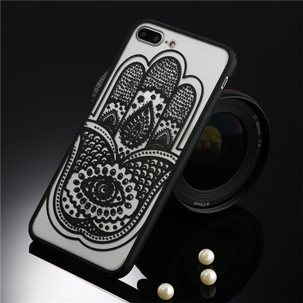 Flower Mandala Cases for iPhone
