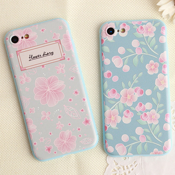 Flower Cases For iPhone