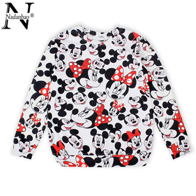 Mickey Mouse Sweatshirt for Women