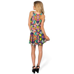 CARTOON CHARACTER Women dress