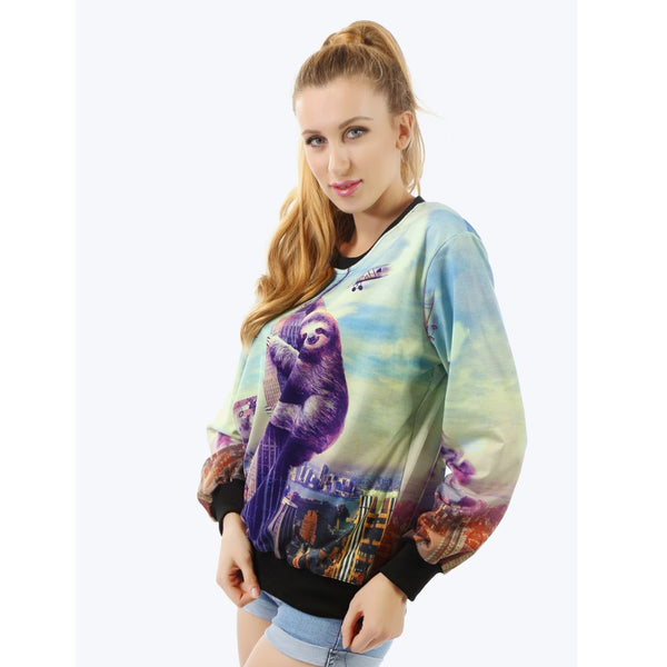 Animation Sweatshirt for Women
