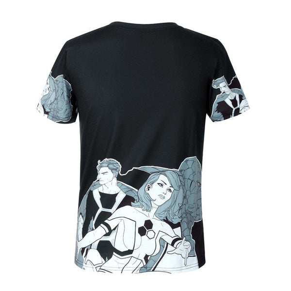 Animation T-Shirt for Women