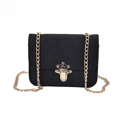 Black Shoulder Bag Handbag for Women