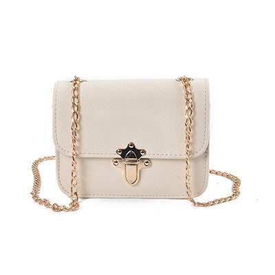 Beige Shoulder Bag Handbag for Women
