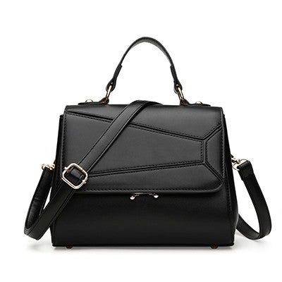 Black Handbag Shoulder Bag for Women