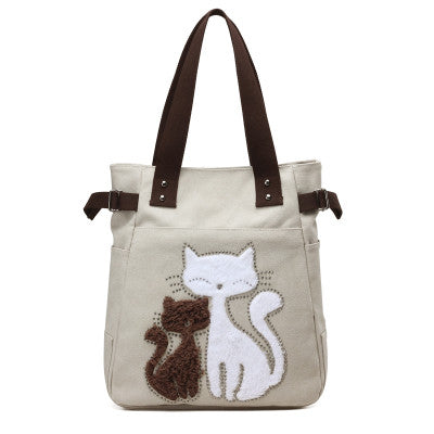 Belgie Cats Handbag for Women