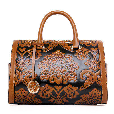 Golden Women Handbag Candy Bag