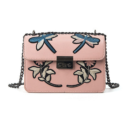 Pink Shoulder Bag HandBag for Women