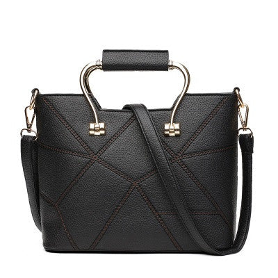 Black Women Handbag Shoulder Bag